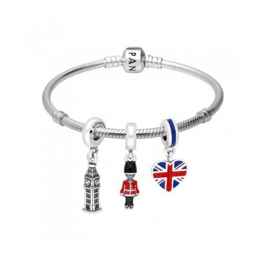 Pandora Bracelet-Best Of British Complete Jewelry