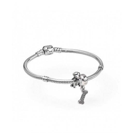 Pandora Bracelet-Dog And Bone Complete Jewelry