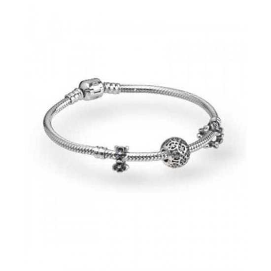 Pandora Bracelet-Lattice Complete Jewelry