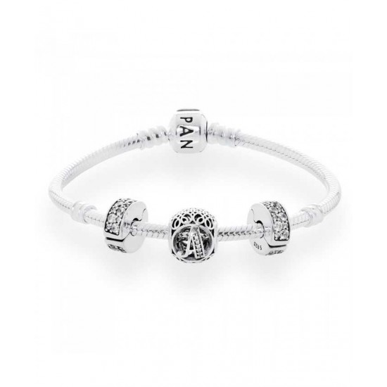 Pandora Bracelet-Vintage A Complete Jewelry