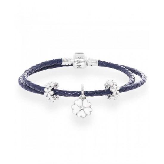 Pandora Bracelet-Floral Complete Jewelry