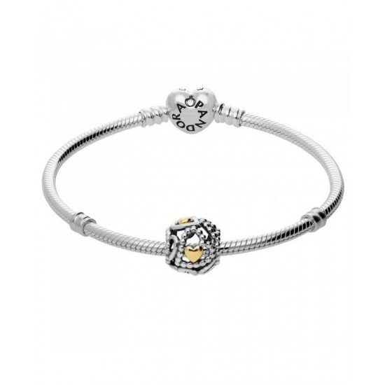 Pandora Bracelet-Forever In My Heart Complete Jewelry