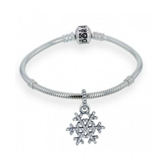 Pandora Bracelet-All That Sparkles Complete Jewelry