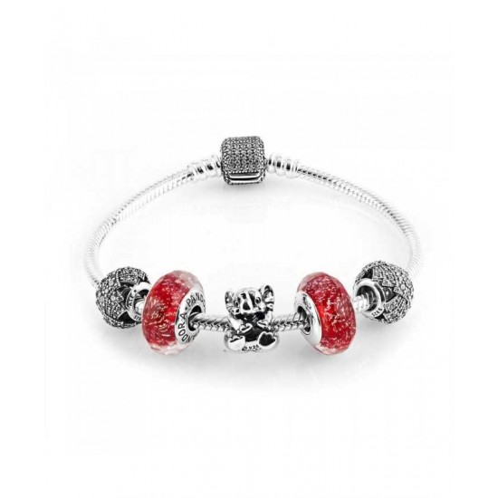 Pandora Bracelet-Lucky Elephant Complete Jewelry