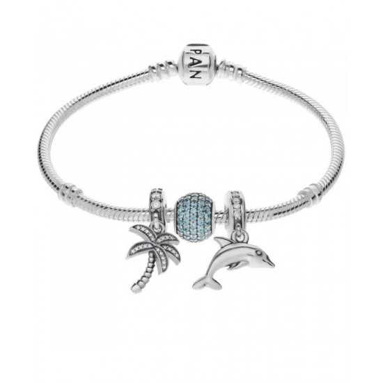 Pandora Bracelet-Tropical Island Complete Jewelry