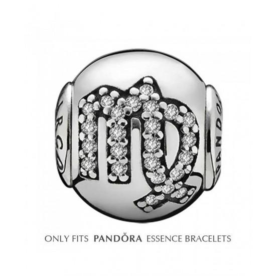 Pandora Charm-Essence Silver Virgo Jewelry
