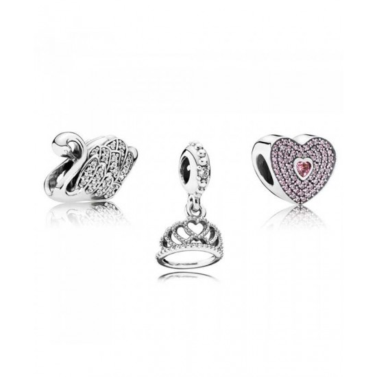 Pandora Charm-Perfect Princess Jewelry