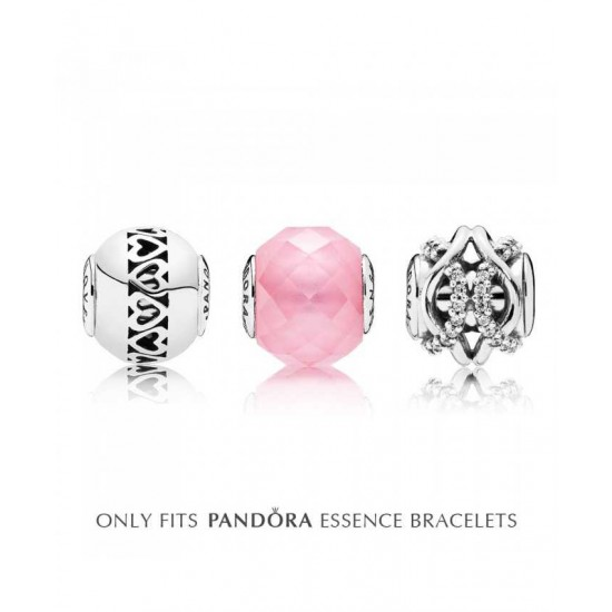 Pandora Charm-Essence Sensitivity Jewelry