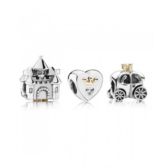 Pandora Charm-Magical Kingdom Jewelry