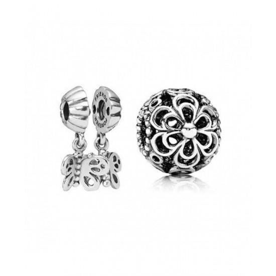 Pandora Charm-Butterfly Wings Jewelry