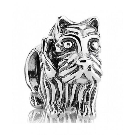 Pandora Charm-Silver Scottie Dog Jewelry