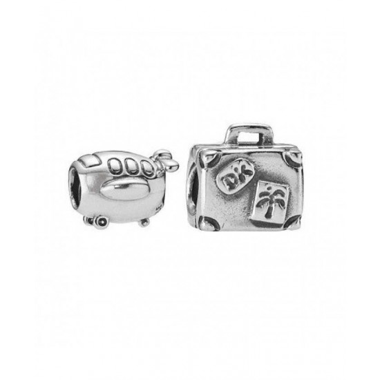 Pandora Charm-Frequent Flyer Jewelry