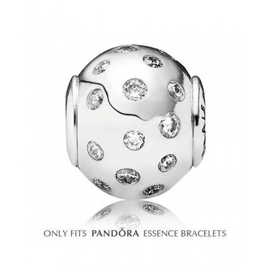 Pandora Charm-Essence Set Cubic Zirconia Joy Bead Jewelry