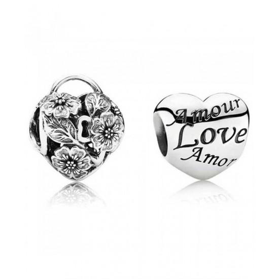Pandora Charm-Love Locket Jewelry