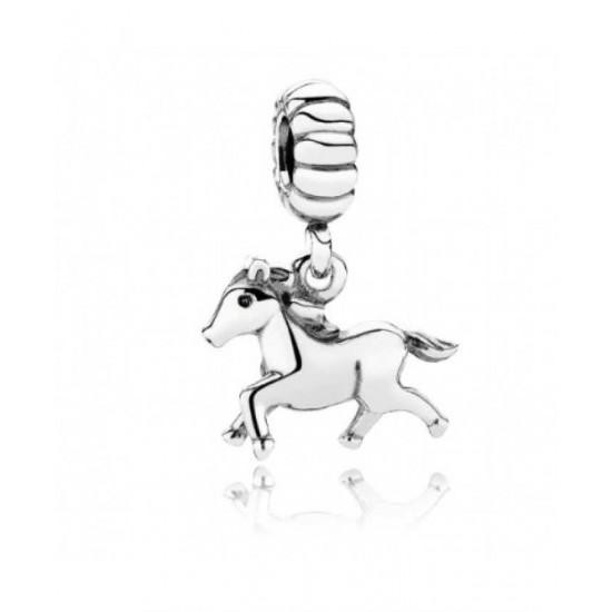 Pandora Charm-Chinese Zodiac Horse Jewelry