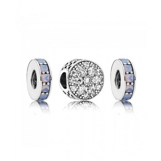 Pandora Charm-Radiant Opalescent Jewelry