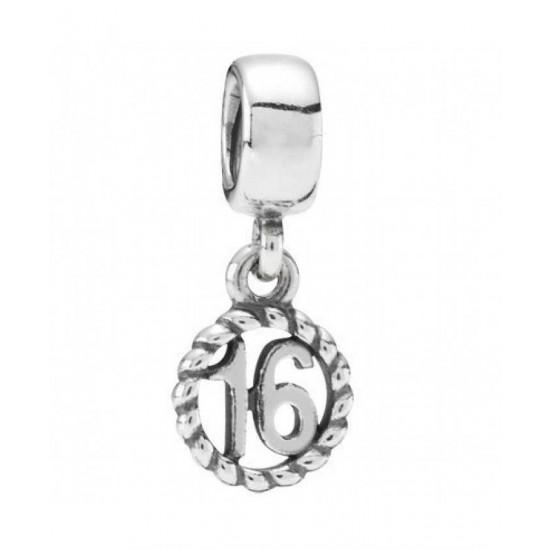 Pandora Charm-Silver 16 Jewelry