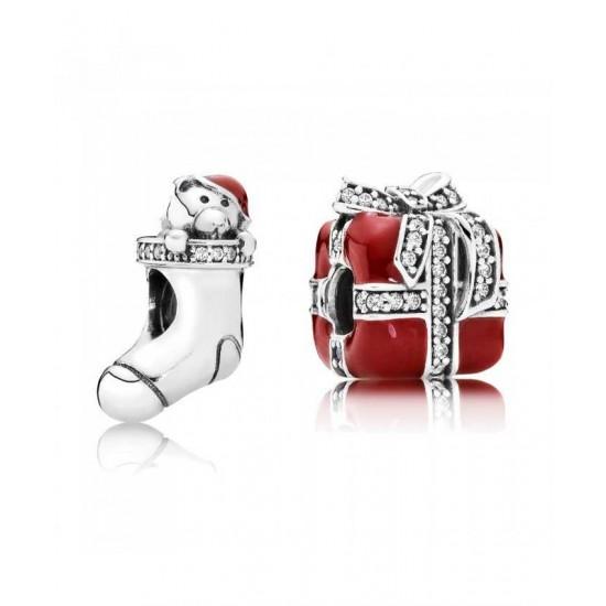 Pandora Charm-Under The Christmas Tree Jewelry