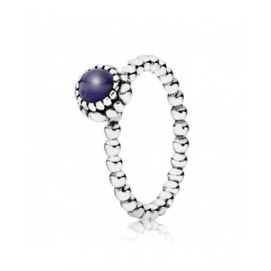 Pandora Ring-Silver Bead Online Jewelry