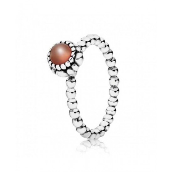 Pandora Ring-Silver Bead For Cheap Jewelry