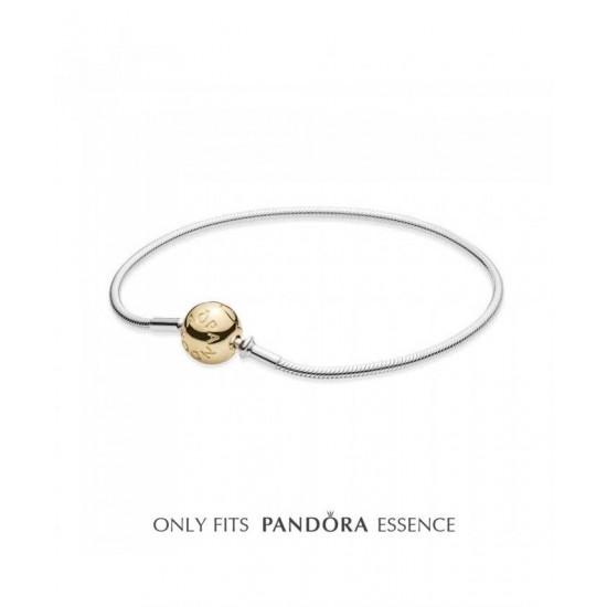 Pandora Bracelet-Essence Two Tone Jewelry