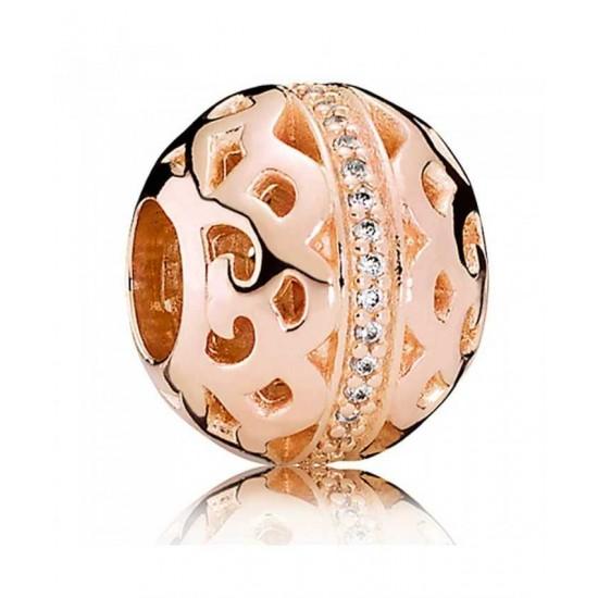 Pandora Charm-Rose Path To Harmony Jewelry