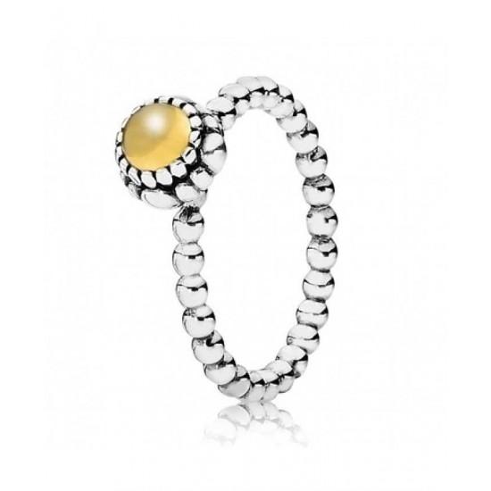 Pandora Ring-Silver Bead Sale Jewelry