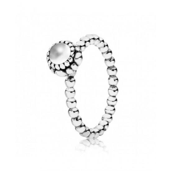 Pandora Ring-Silver Bead Store Jewelry