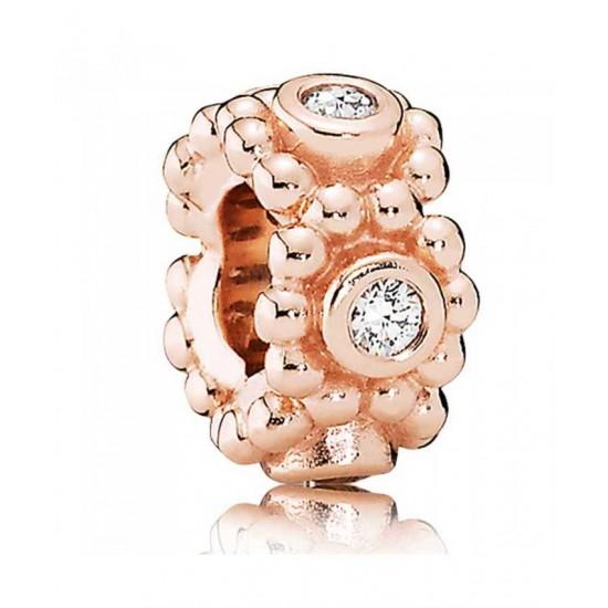 Pandora Spacer-Rose Her Majesty Jewelry