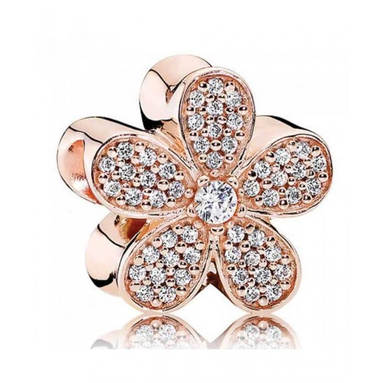 Pandora Charm-Rose Dazzling Daisy Jewelry