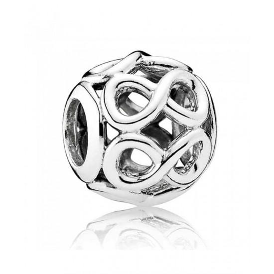 Pandora Charm-Silver Infinity Shine Jewelry