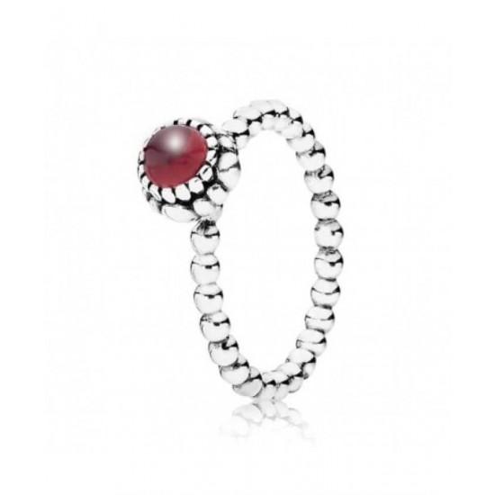 Online Pandora Ring-Silver Bead Jewelry