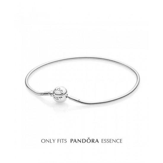 Pandora Bracelet-Essence Silver Jewelry