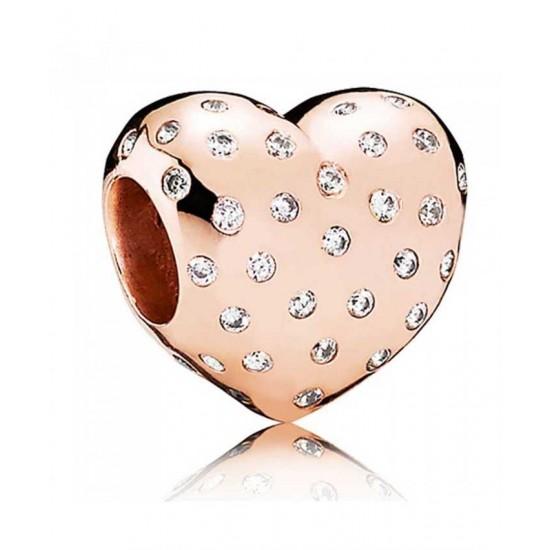 Pandora Ring-Rose Shimme Jewelry