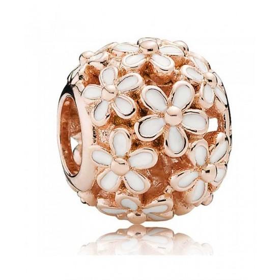 Pandora Charm-Rose Darling Daisy Meadow Jewelry