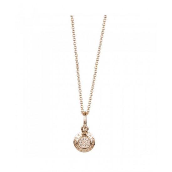 Pandora Necklace-Rose Logo Jewelry