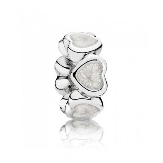 Pandora Spacer-Silver Abundance Of Love Jewelry