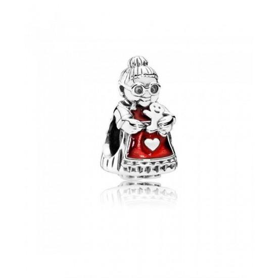 Pandora Charm-Mrs Christmas Jewelry