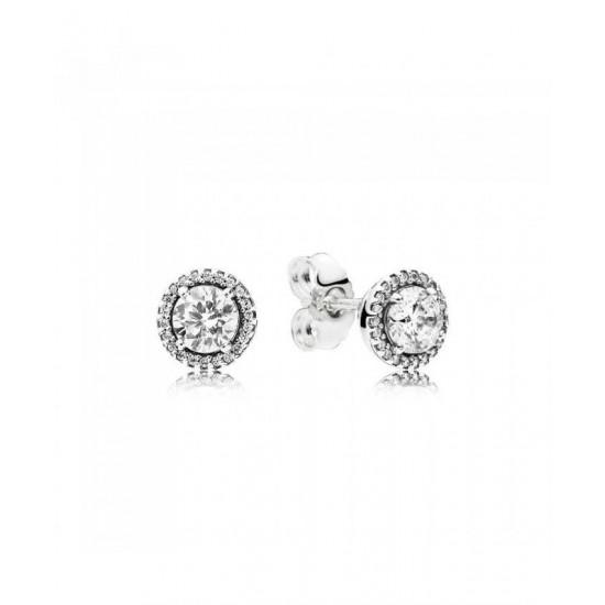 Pandora EarRxxx-Classic Elegance Stud Jewelry