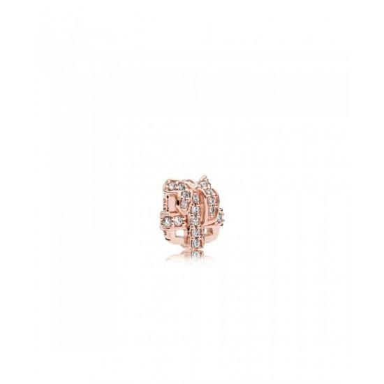 Pandora Charm-All Wrapped Up Petite Locket Jewelry