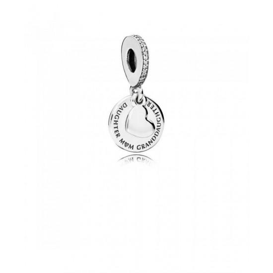 Pandora Pendant-Three Generations Jewelry