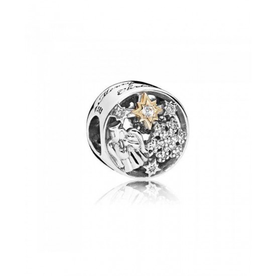 Pandora Charm-Celestial Wonders Jewelry