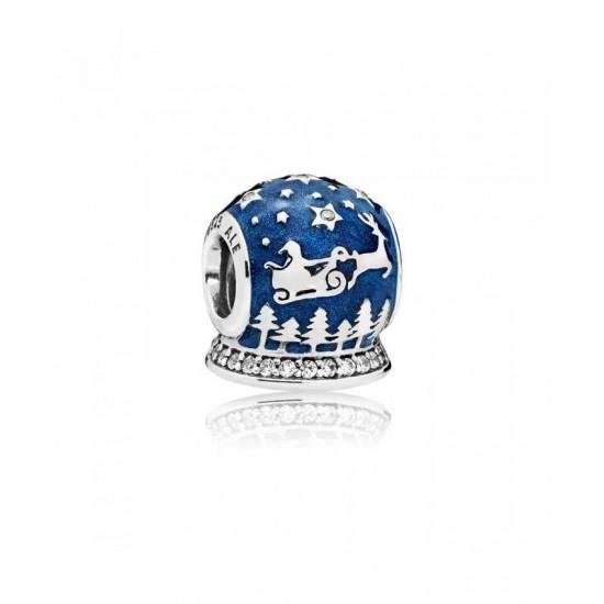 Pandora Charm-Christmas Night Jewelry
