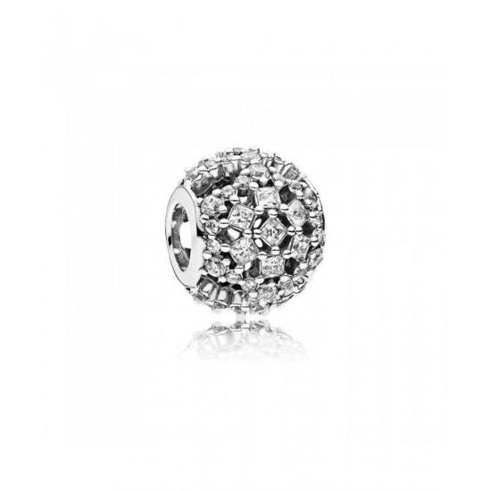 Pandora Charm-Snow Flurry Jewelry