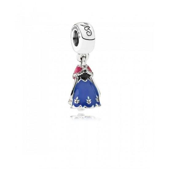 Pandora Pendant-Disney Anna S Dress Jewelry