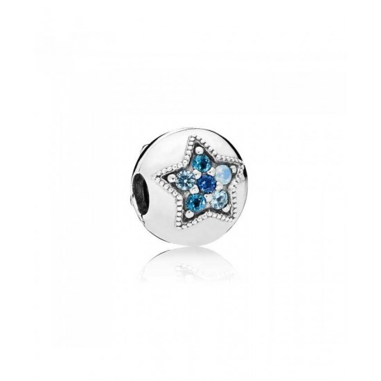 Pandora Clip-Bright Star Jewelry