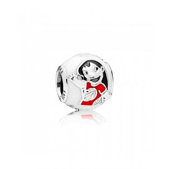 Pandora Charm-Disney Lilo Stitch Jewelry
