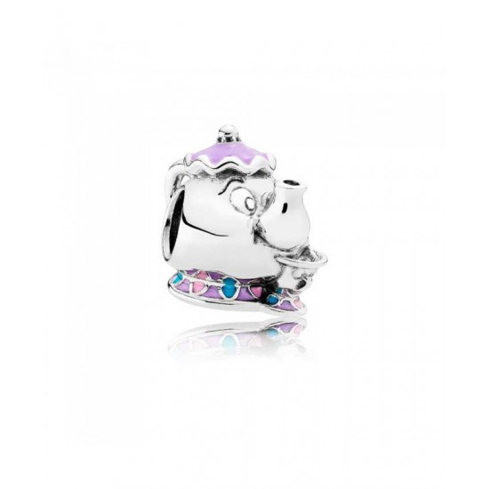 Pandora Charm-Disney Mrs. Potts Chip Jewelry