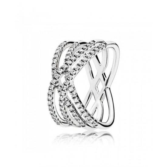 Pandora Ring-Cosmic Lines Jewelry