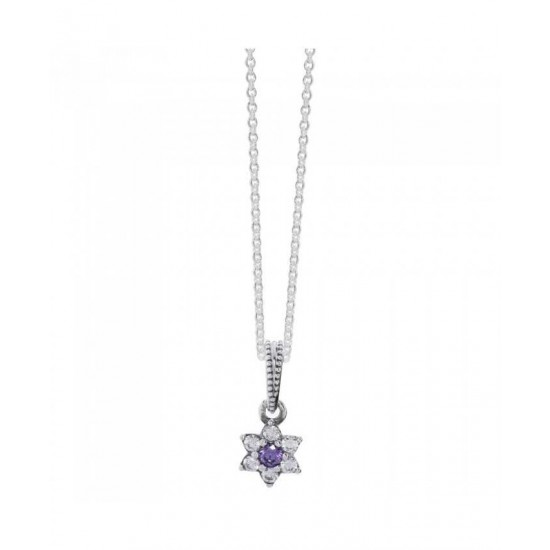 Pandora Necklace-Forget Me Not For Sale Jewelry
